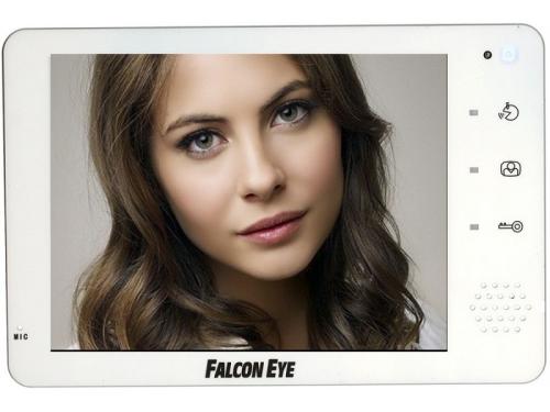 Видеодомофон Falcon Eye FE-74R, Белый, вид 1