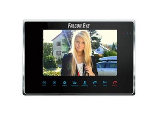 Видеодомофон Falcon Eye  FE-70M черный, вид 1
