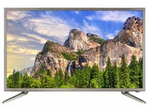 телевизор Starwind SW-LED32R301ST2, серебристый, вид 1