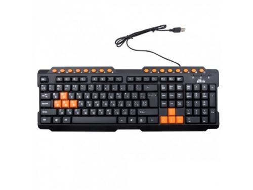 Клавиатура Ritmix RKB-151, черная, вид 1