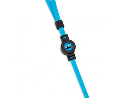 Гарнитура для телефона Monster iSport Strive UCT3, голубая, вид 4