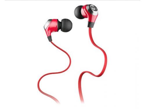 Наушники Monster N-Lite In-Ear (Red), вид 1