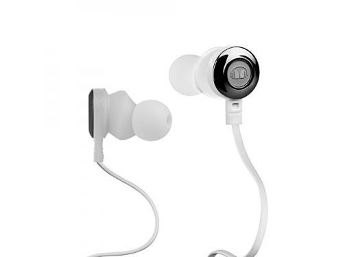Гарнитура для телефона MONSTER Clarity HD High Definition In-Ear, белая, вид 1