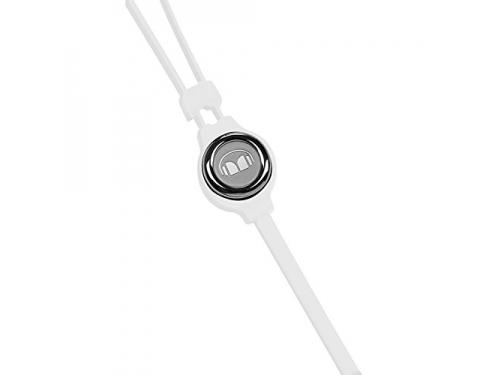 Гарнитура для телефона MONSTER Clarity HD High Definition In-Ear, белая, вид 4