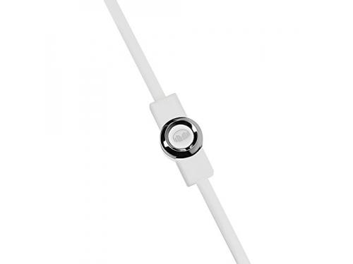 Гарнитура для телефона MONSTER Clarity HD High Definition In-Ear, белая, вид 2
