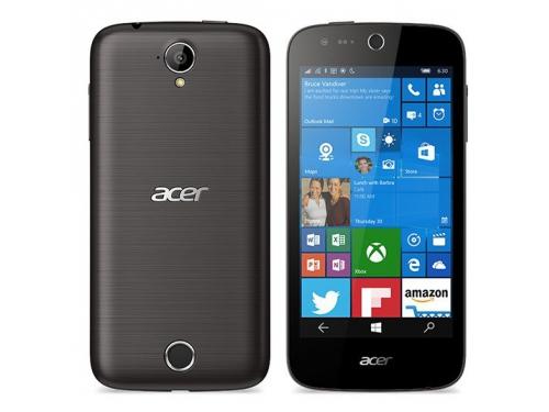 Смартфон Acer Liquid M330 8Gb, черный, вид 1