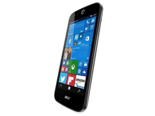 Смартфон Acer Liquid M330 8Gb, черный, вид 2