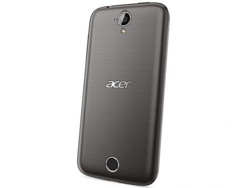 Смартфон Acer Liquid M330 8Gb, черный, вид 4