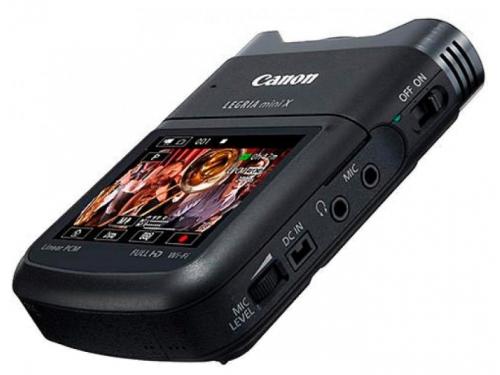 ����������� Canon LEGRIA Mini X ������, ��� 3