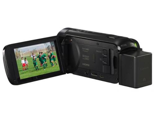 Видеокамера Canon LEGRIA HF R76 черная, вид 3