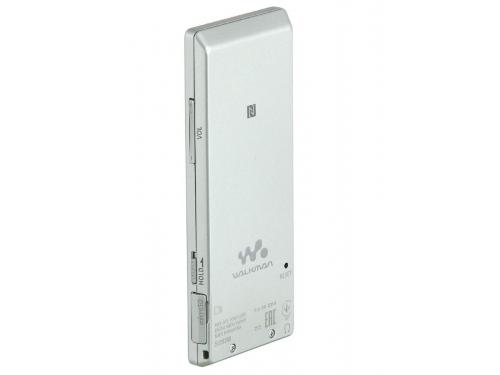 Медиаплеер Sony NWZ-A15, 16 ГБ, серебристый, вид 2