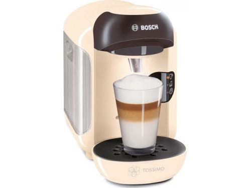 Кофемашина Bosch TAS1252, бежевая, вид 1