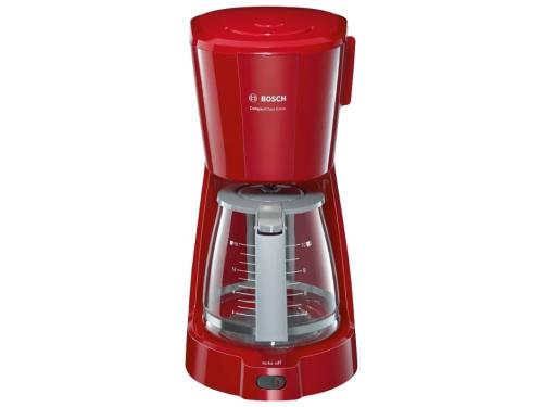 Кофемашина Bosch TKA 3A034 красная, вид 1
