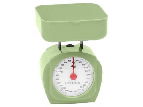Кухонные весы Lumme LU-1302, зеленый нефрит, вид 1