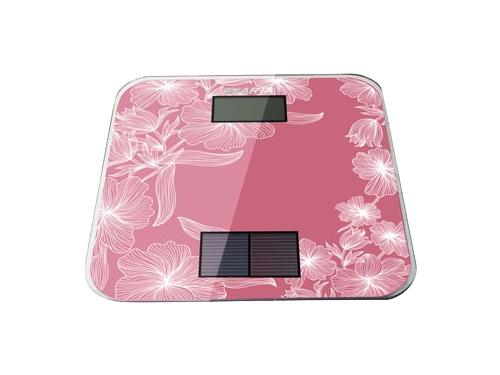 Напольные весы Marta MT-1663, розовые, вид 1