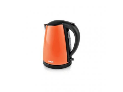 Чайник электрический BBK EK1705S, оранжевый, вид 1