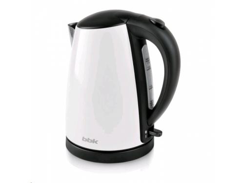 Чайник электрический BBK EK1705S, бело-чёрный, вид 1