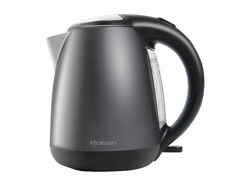 Чайник электрический Rolsen RK-2713M, серый, вид 1