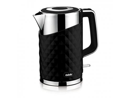 Чайник электрический BBK EK1750P, чёрный, вид 1