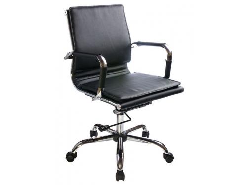 Компьютерное кресло Бюрократ CH-993-Low/Black низкая спинка, вид 1