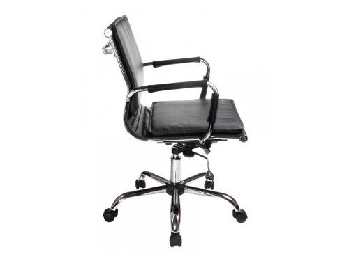 Компьютерное кресло Бюрократ CH-993-Low/Black низкая спинка, вид 4