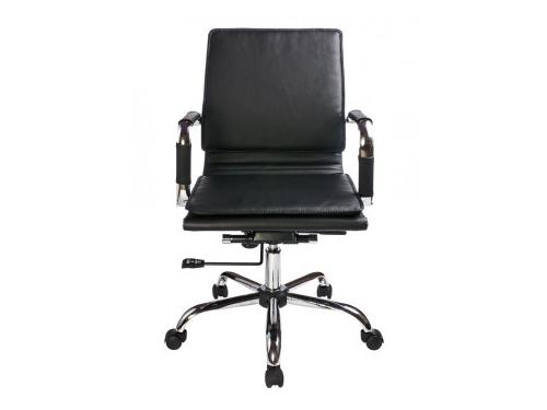 Компьютерное кресло Бюрократ CH-993-Low/Black низкая спинка, вид 2