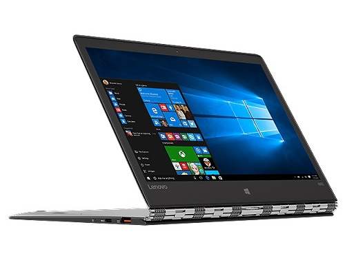 Ноутбук Lenovo Yoga 900s-12ISK 12.5 QHD IPS Touch,Core M 6Y75, 8GB, 256G PCIE SSD, Integrated, WiFi, BT, серебристый, вид 1