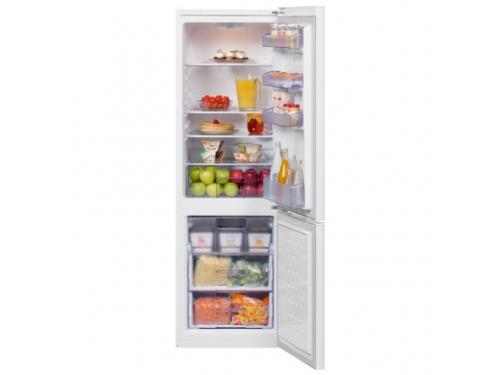 Холодильник Beko RCNK321K21W, белый, вид 2