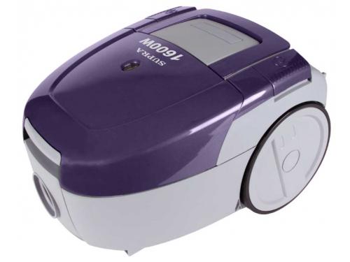 Пылесос Supra VCS-1603, фиолетовый, вид 1