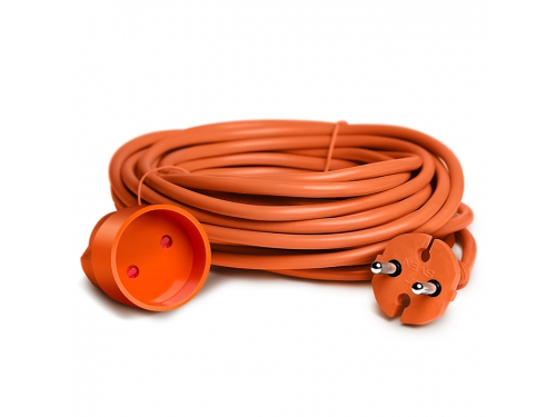 Сетевой фильтр Sven Elongator 2G-10M, оранжевый, вид 1