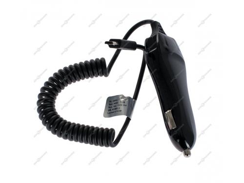 Автомобильное зарядное устройство Deppa 22124, черный, вид 3