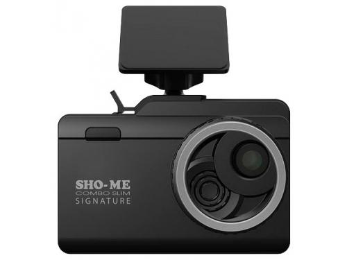 Автомобильный видеорегистратор Sho-Me Combo Slim Signature, вид 4