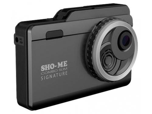 Автомобильный видеорегистратор Sho-Me Combo Slim Signature, вид 8
