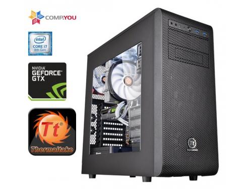 Системный блок CompYou Game PC G777 (CY.615277.G777), вид 1