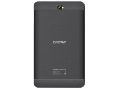 Планшет Digma CITI 8531 3G 1/8Gb, черный, вид 2