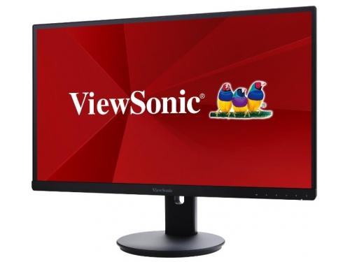 Монитор ViewSonic VG2753, черный, вид 1