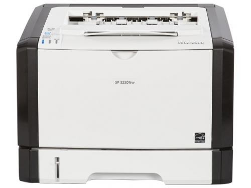 Принтер лазерный ч/б Ricoh SP 325DNw (настольный), вид 1