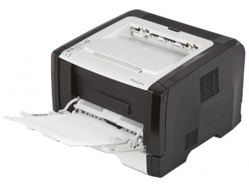 Принтер лазерный ч/б Ricoh SP 325DNw (настольный), вид 3
