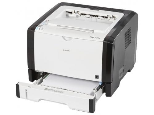 Принтер лазерный ч/б Ricoh SP 325DNw (настольный), вид 4