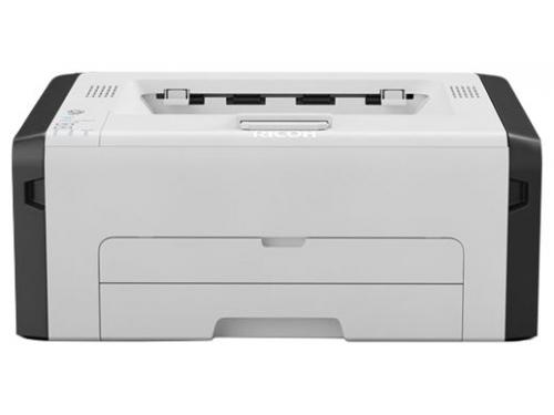 Принтер лазерный ч/б Ricoh SP 277NwX (настольный), вид 1