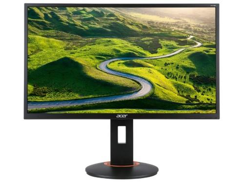 Монитор Acer XF270HUAbmiidprzx, черный, вид 2