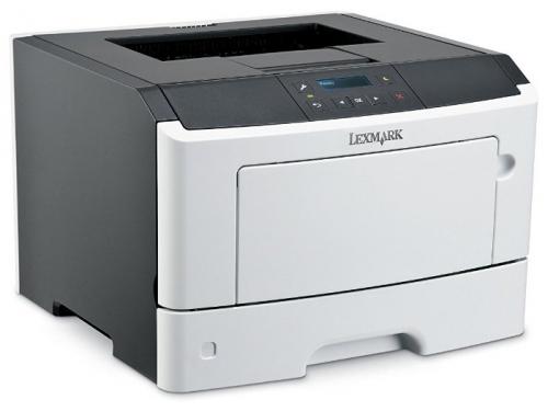 Принтер лазерный ч/б Lexmark MS317dn (настольный), вид 1