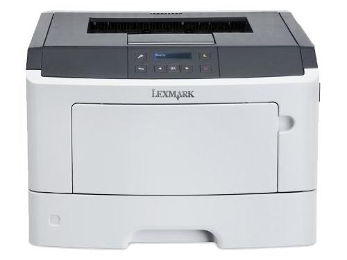 Принтер лазерный ч/б Lexmark MS317dn (настольный), вид 2