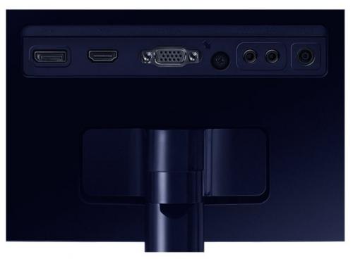 Монитор Samsung C27H580FDI, черный, вид 4