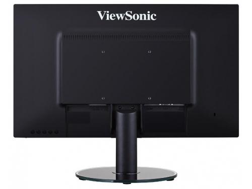 Монитор Viewsonic VA2419-sh, черный, вид 3