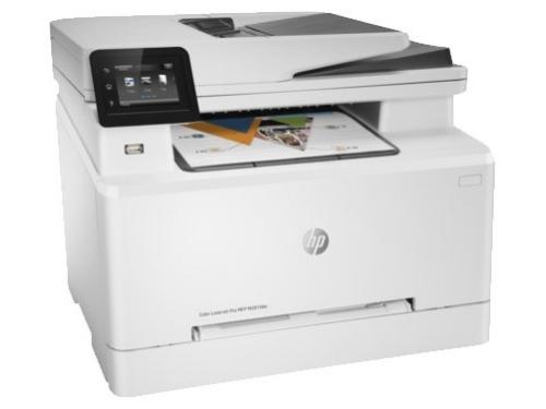 МФУ HP Color LaserJet Pro M281fdw, белый, вид 2