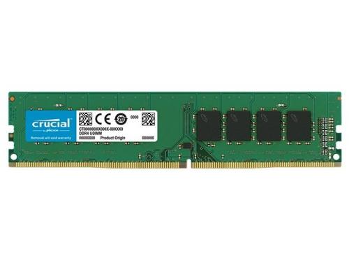 Модуль памяти DDR4 Crucial CT16G4DFD8266 16Gb, 2666MHz, DIMM, CL19, вид 1