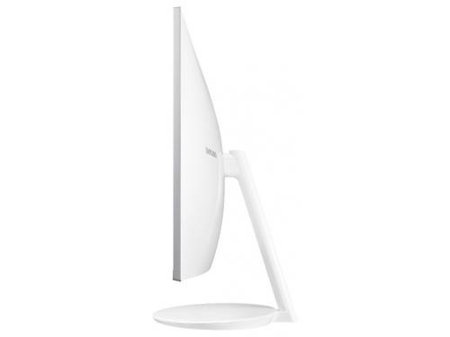Монитор Samsung C32H711QEI, белый, вид 3