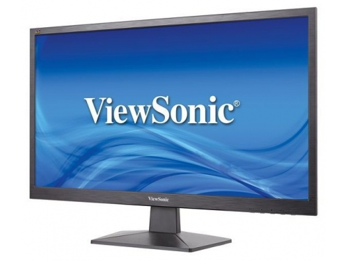 Монитор ViewSonic VA2407h, черный, вид 1