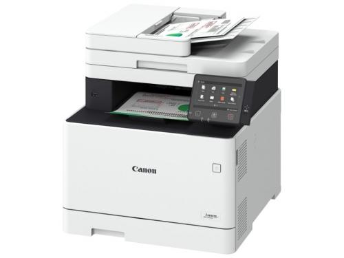 МФУ Canon i-Sensys MF734Cdw (настольное), вид 2